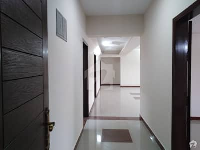 Corner Top Floor Flat Is Available For Sale In Ground Plus 9 Floors Building