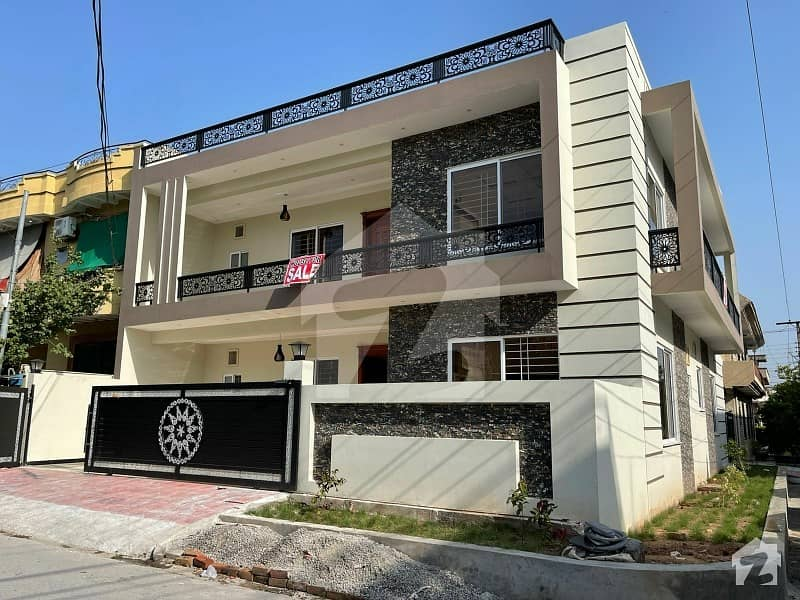 Brand New Double Storey 40x70 Sq. Feet House Available For Sale