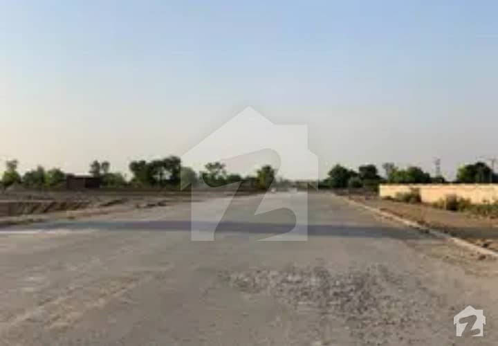 10 Marla And Kanal Plot Available For Sale In LDA City Lahore