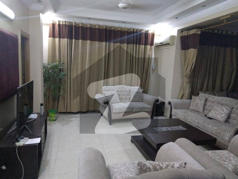 3 Bed Furnished Flat For Rent In F-11