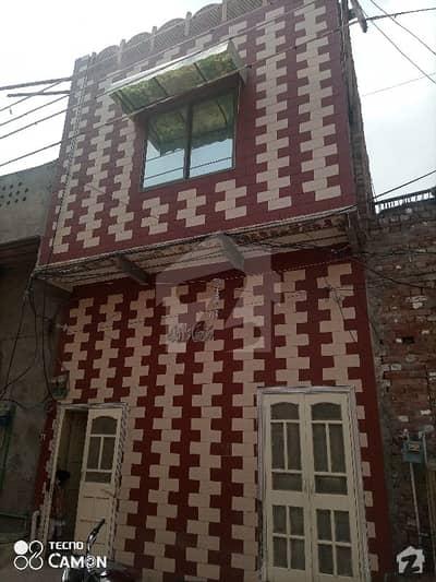 غلام محمد آباد فیصل آباد میں 4 کمروں کا 2 مرلہ مکان 48 لاکھ میں برائے فروخت۔
