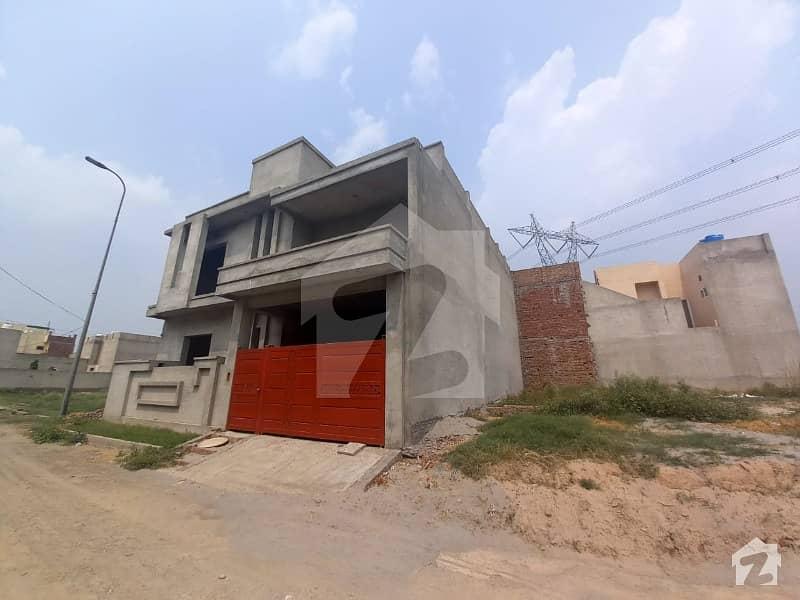 عبداللہ گارڈنز ایسٹ کینال روڈ کینال روڈ فیصل آباد میں 4 کمروں کا 7 مرلہ مکان 2 کروڑ میں برائے فروخت۔