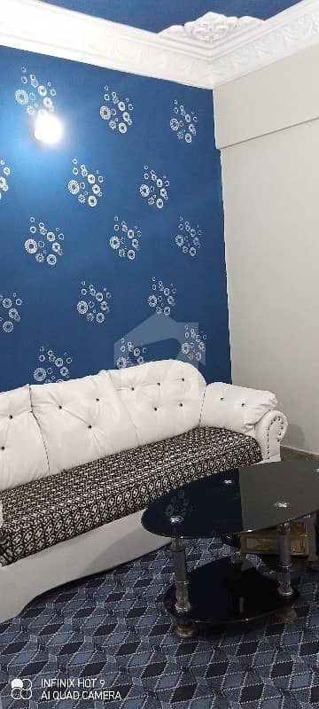 Best Full Furnished Flat For Rent 3 Bed Rooms