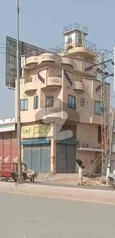 Corner Shop For Rent