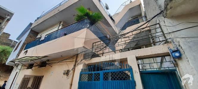 5 Marla Triple Storey House Available Near Islamabad Highway