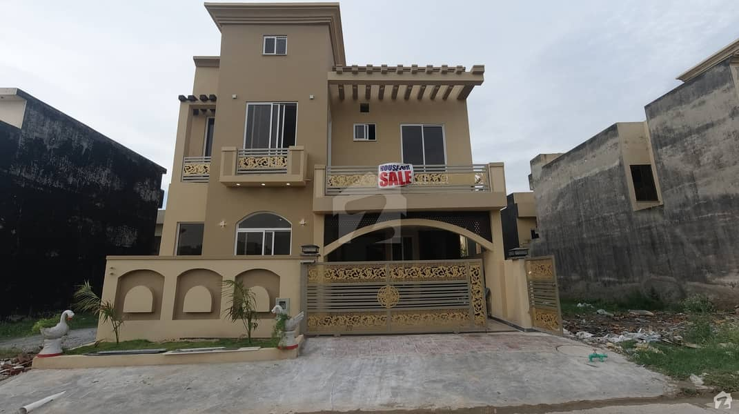 7 Marla Brand New Luxury House For Sale In Beautiful Location