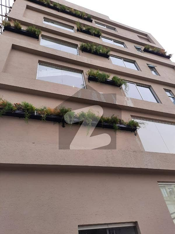 1 Bed Facing Park Apartment Non Furnished Ready To Move Available For Sale In Bahria Town Lahore