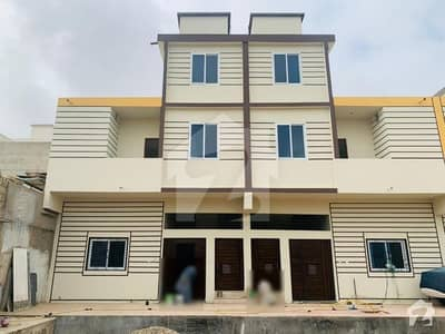 Ideal 1152 Square Feet House Has Landed On Market In Zaman Town Karachi
