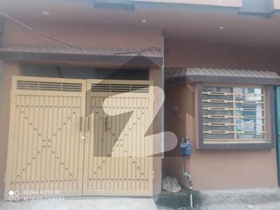 4 Marla Single Storey House For Sale In Burma Tawon
