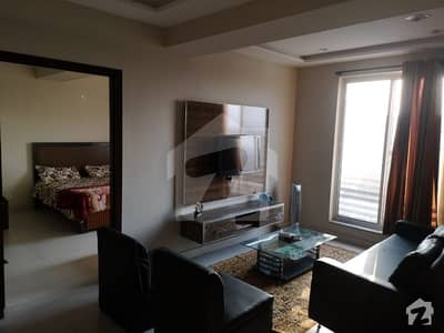 1 Bad Apartment For Sale Full Furnish Sector E Bahria Town Lahore
