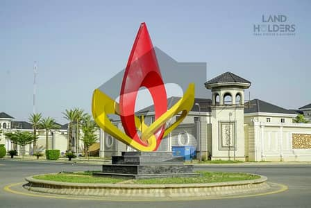 1 Kanal All Dues Clear 170 Plot No For Sale In Overseas B Block Bahria Town Lahore