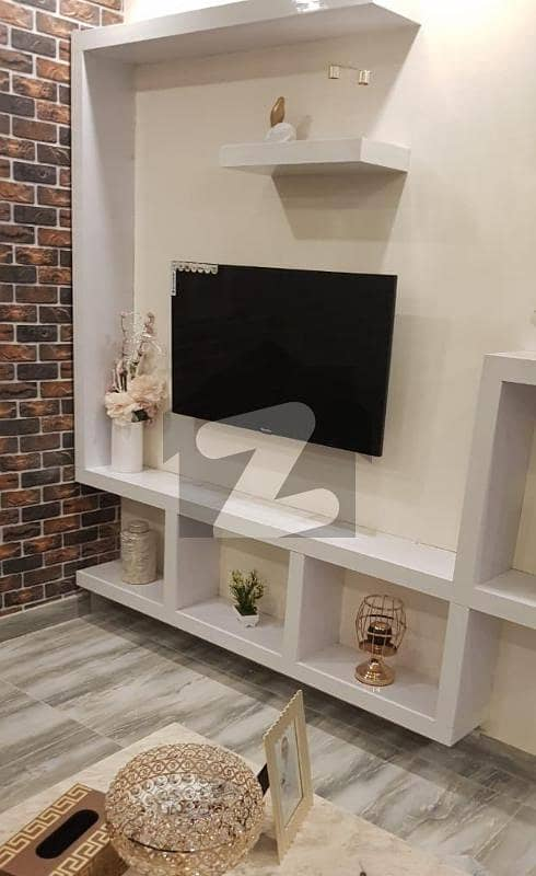 Ready To Move Full Payment 1 Bed Apartment Fully Furnished For Sale In Bahria Town Lahore,