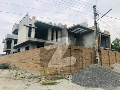 2 Kanal Complete Grey Structure House  For Sale
