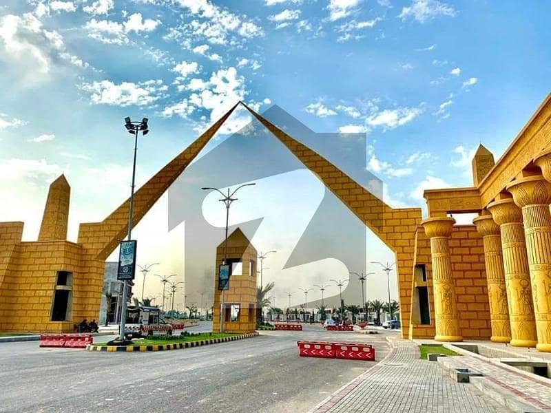 Ready To Buy A Flat 1008 Square Feet In Al-Noor Orchard