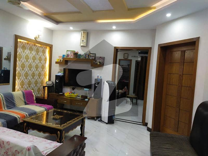 10 Marla Triple Storey Owner Build Well Condition House For Sale (orignal Pic