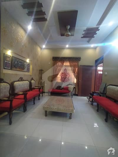 120 sq yard brand new house available for sell