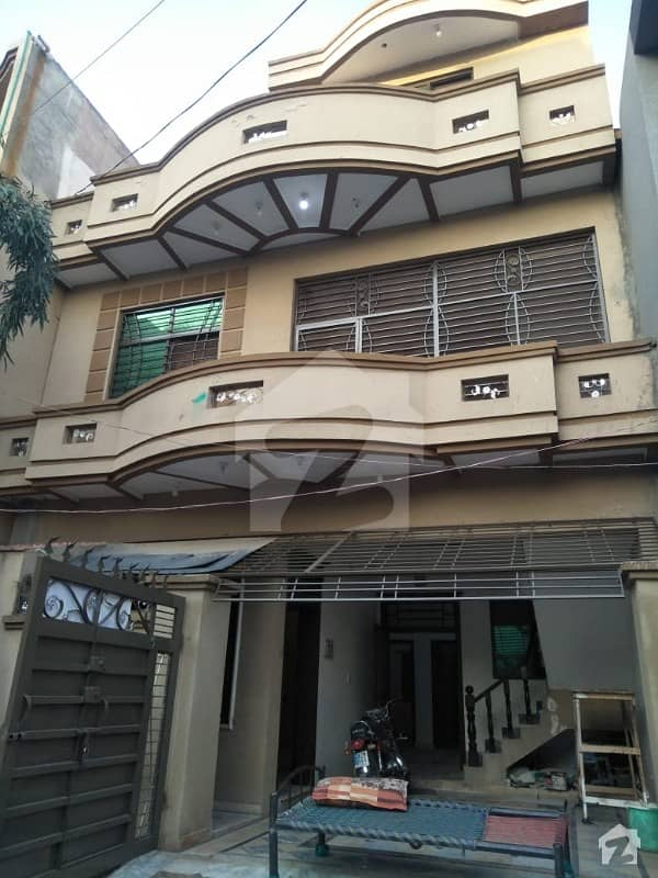 5 Marla Double Storey House For Sale With Sui Gas Meter