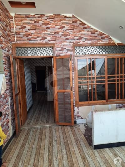 200 Sq Yard Leased Double Story House Available For Sale