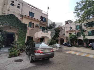 5 Marla Ground Floor Facing Park Three Sides Open Flat For Sale