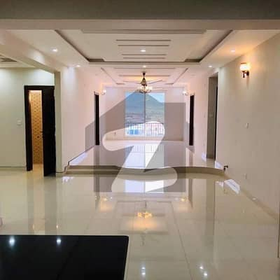 4 Bed 2800 Sq Ft Corner Flat Margalla View For Sale