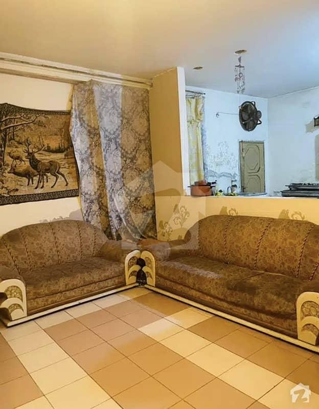 11 Marla house upper portion furnished