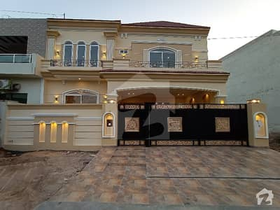 10 Marla Spanish Beautiful Brand New House For Sale in Wapda Town Phase 2