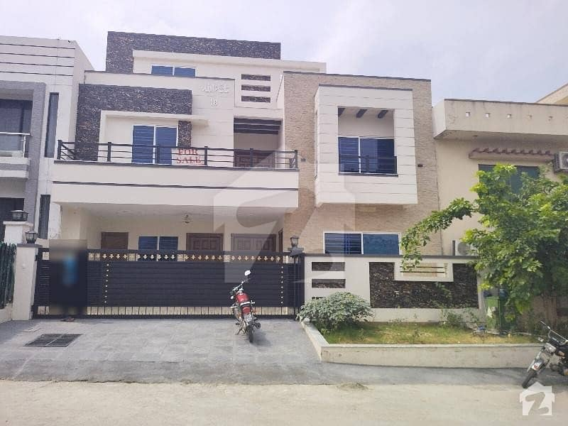 G-13 40*80 Brand New Double Story House For Sale