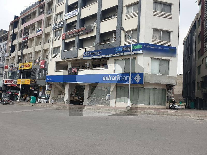 بحریہ ٹاؤن ۔ سوِک سینٹر بحریہ ٹاؤن فیز 4 بحریہ ٹاؤن راولپنڈی راولپنڈی میں 15 مرلہ دکان 16 کروڑ میں برائے فروخت۔