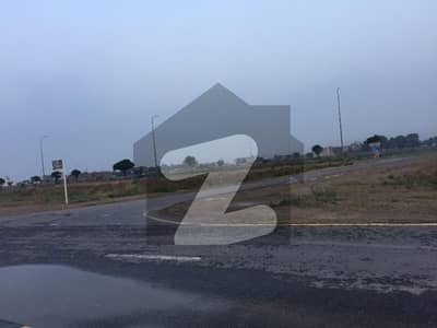 S Block 1 Kanal Hot Location Plot For Sale In Phase 8 DHA Lahore