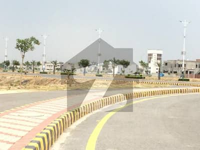 S Block 22Marla Hot Location Plot For Sale In Phase 8 DHA Lahore