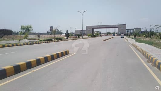 5 Marla plot for sale in DHA psh