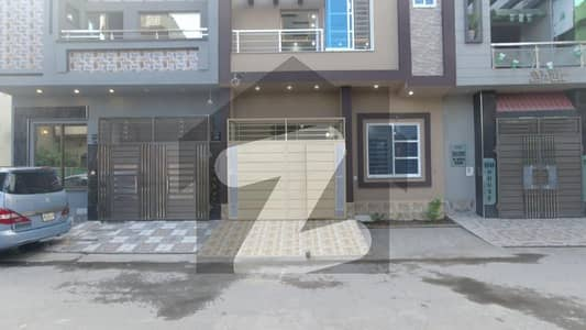 3.5 Marla Double Storey Brand New House Sabzazar Lahore
