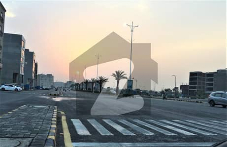 B Block 4 Marla Hot Location Plot For Sale In Phase 8 DHA Lahore