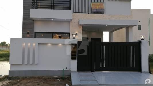 5 Marla Double Storey House For Sale In Dha Rahbar Block F