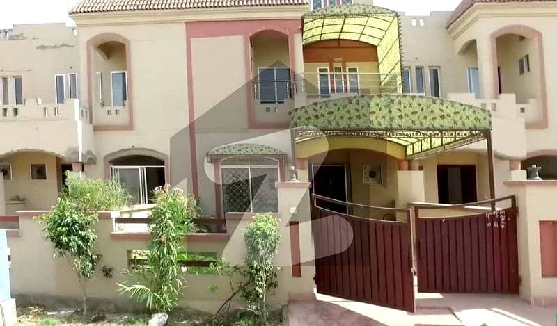 6 Marla Beautiful Solid Constructed House For Sale In Paragon City