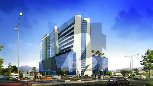 Five Star Hotel Apartment For Sale In J7 Icon On Easy Installments In Mumtaz City - Indus Block