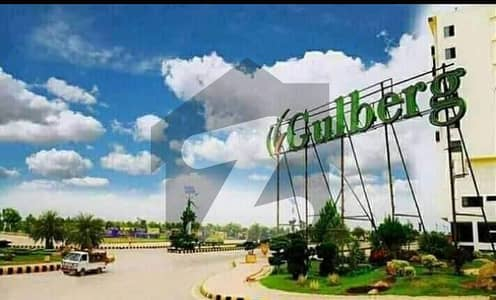 8 Kanal Commercial Land  ( Left Side On The Main Road) Is Available For Sale In Gulberg Greens