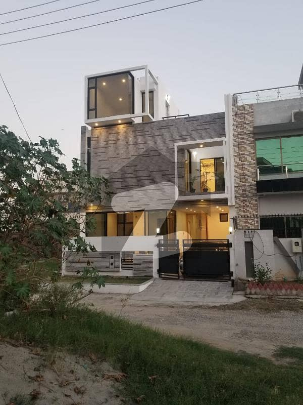 Designer House Available At F-6 1 CDA At Prime Location