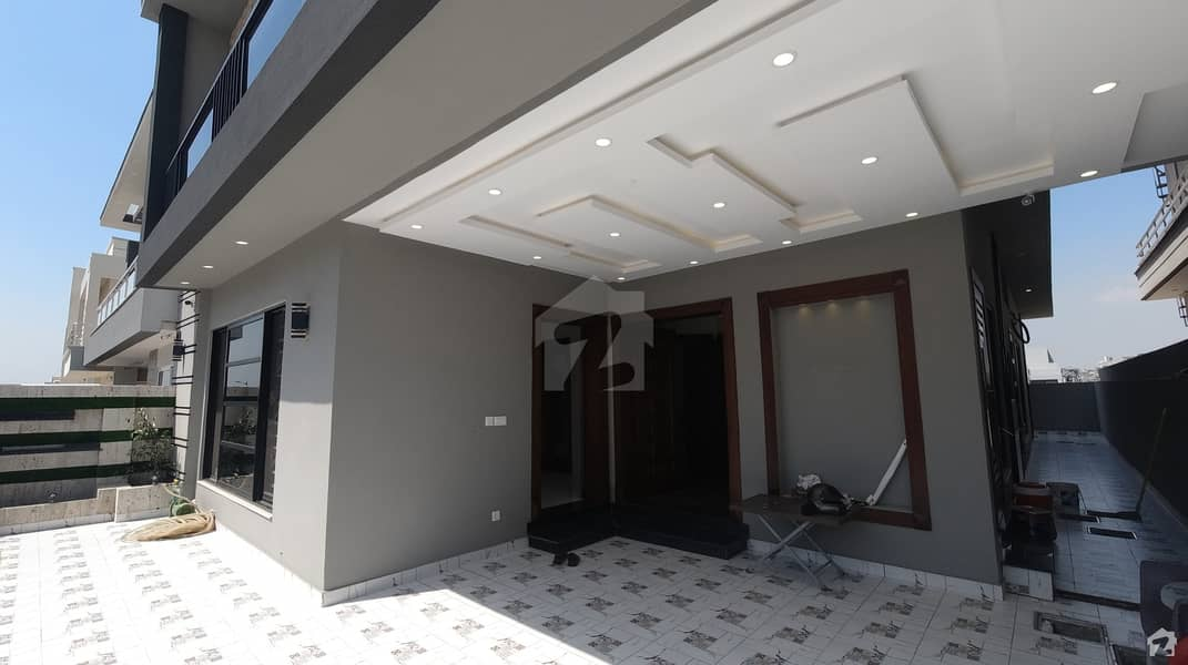 Brand New House Is Available For Sale In Bahria Town Phase 8- Rawalpindi