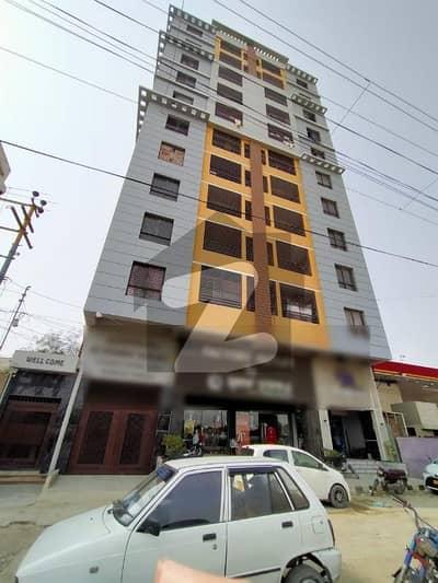 فیڈرل بی ایریا ۔ بلاک 10 فیڈرل بی ایریا کراچی میں 3 کمروں کا 7 مرلہ فلیٹ 1.47 کروڑ میں برائے فروخت۔