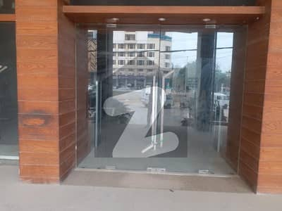 1000 Yard Bungalow For Office Use In Main University Road Adjacent Shaheed-e-millat