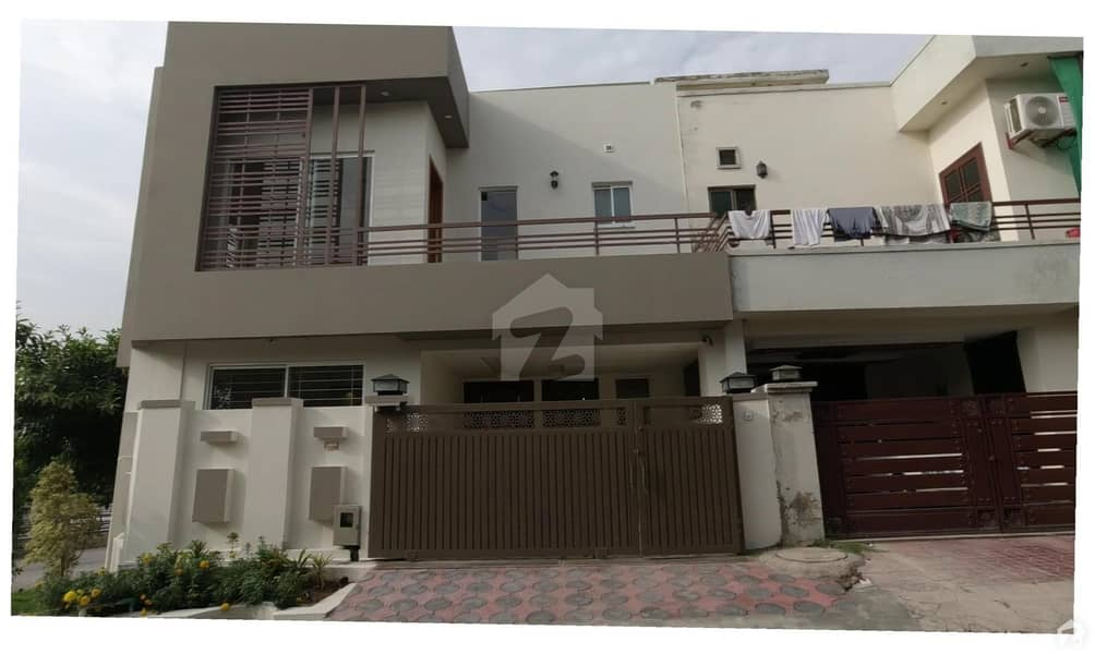 Brand New 7 Marla House Is Available For Sale In Bahria Town Phase 8 Abu Bakar Block Rawalpindi