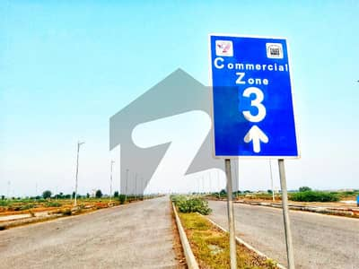8 Marla Corner Commercial Plot in DHA Phase 9 Prism Zone 3