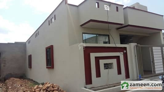 Brand New Corner House Is Available For Sale In Ghauri Town