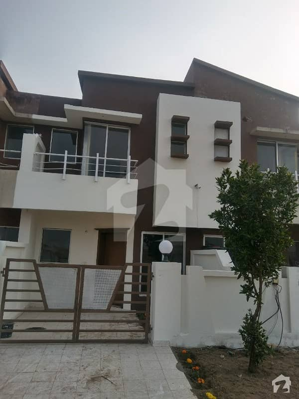 3.5 Marla Double Storey House Available For rent  In Eden Gardens