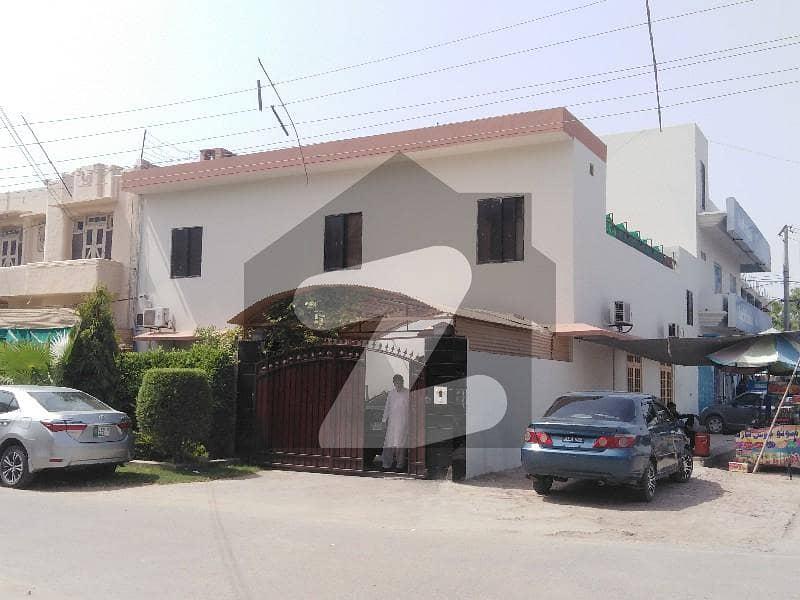 13.33 Marla Commercial House In Model Town B Near Kalma Chowk Bahawalpur