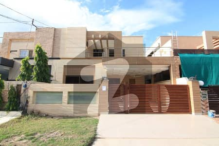 8 Marla Brand New Luxury House For Sale In Divine Garden Hot Location