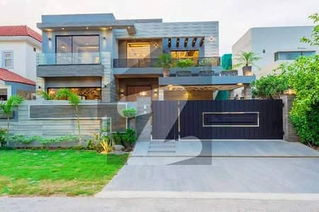 1 Kanal Beautifully Designed Modern House For Sale In Dha Phase 7