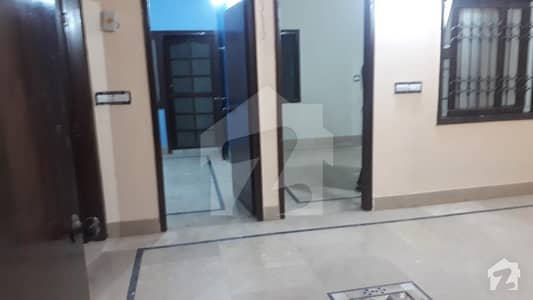 120 Sq Yds Double Storey Independent 4 Bed 2 Drawing Room 2 Tv Lounge  5 Washrooms West Open