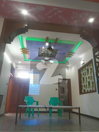 6 Marla Brand New Double Storey House For Sale Ghauri Town Phase 5b, Islamabad